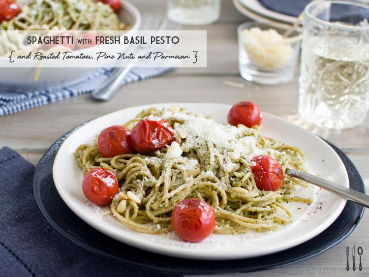 Fresh Basil Pesto - Fork Knife Swoon